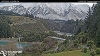 Windwhistle › West: SH Rakaia Gorge, South - Day time
