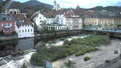 Thumbnail of Loffenau webcam at 5:17, Oct 25