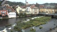 Gernsbach > North-East: Murg - El día