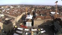 Berne: Bundesplatz - UNESCO- Von Bern