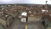 Berne: Bundesplatz - UNESCO- Von Bern - Dagtid
