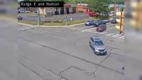 Rochester: East Ridge Rd at Hudson Ave - Overdag