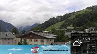Ultima vista de la luz del día desde Zell am See: Appartement ZellamSee areitXpress Schmittenhöhe Kitzsteinhorn Gletscher