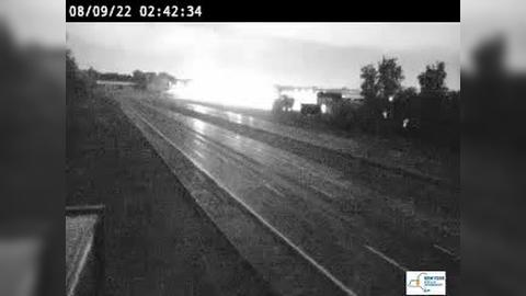 Traffic Cam I-81 south of Exit