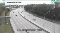 Evanston: I- at N of Victory Parkway - Overdag
