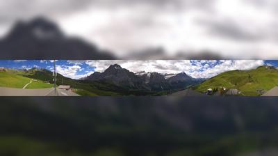 Vista de cámara web de luz diurna desde Grindelwald: First − LIVE (2168 m.ü.M)