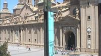 Zaragoza: Plaza del Pilar - Day time