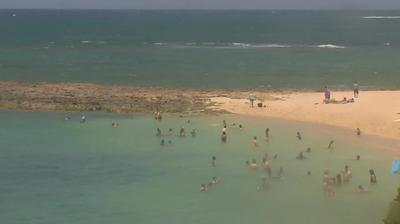 Webcam Kawela Bay: Turtle Bay Resort