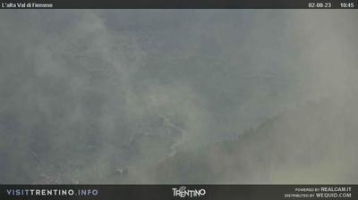 Aktuelle oder letzte ansicht von Obereggen: Val di Fiemme − Rifugio Epircher Laner