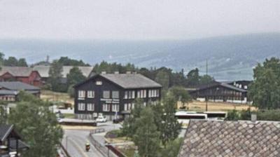 Webcam Fossheim: Lom