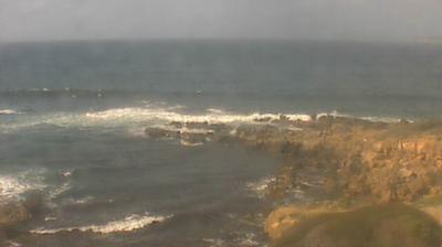 Daylight webcam view from Alghero: Cala Bona