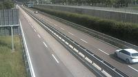 Trento: SS_km , Comune di - vista del tratto U-U in direzione NORD - Aktuell