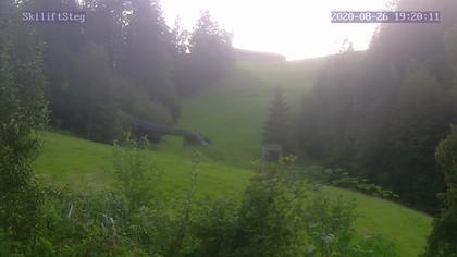 Fischenthal: Skilift Steg im Tösstal