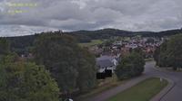 Bitz: Blick Richtung Nord West nach Ebingen - Overdag