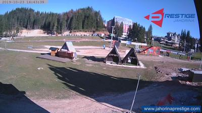 Webcam Jahorina › East
