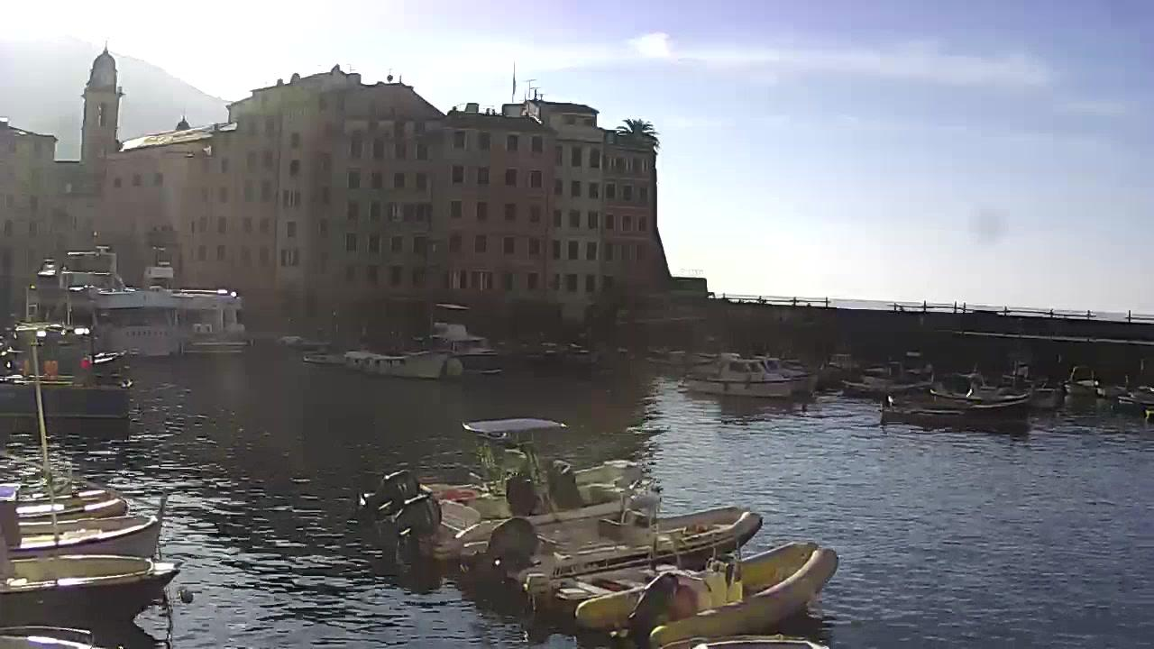 Webcam Camogli › South-East: Pro Loco Camogli − Via al Po