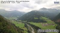 Glor-Berg: Kals am Gro�glockner - Blick nach Nordosten - Overdag