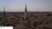 Modena > South-West: Piazza Roma - Torre Civica - Ghirlandina - Monte Cimone - Appennino Tosco-Emiliano National Park - Overdag