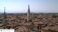 Modena › South-West: Piazza Roma - Torre Civica - Ghirlandina - Monte Cimone - Appennino Tosco-Emiliano National Park - Overdag