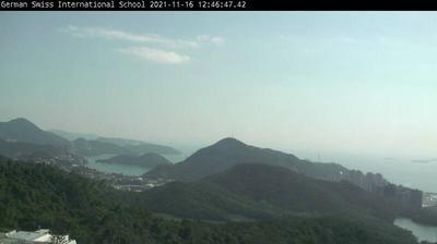 Daylight webcam view from Yue Kwong Chuen: The Peak, China