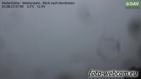 Leutasch: Meilerhütte - Wetterstein - Blick nach Nordosten - Actuales