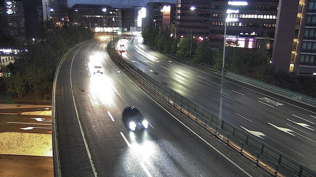 Webkamera Helsinki: Tie 51 − Ruoholahti