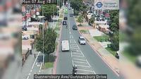 Acton: Gunnersbury Ave/Gunnersbury Drive - Overdag