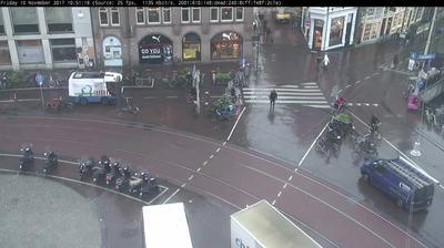 Webcam Amsterdam: Koningsplein