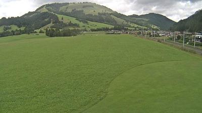 Daylight webcam view from Hochfilzen: Ferienwohnungen Schreder