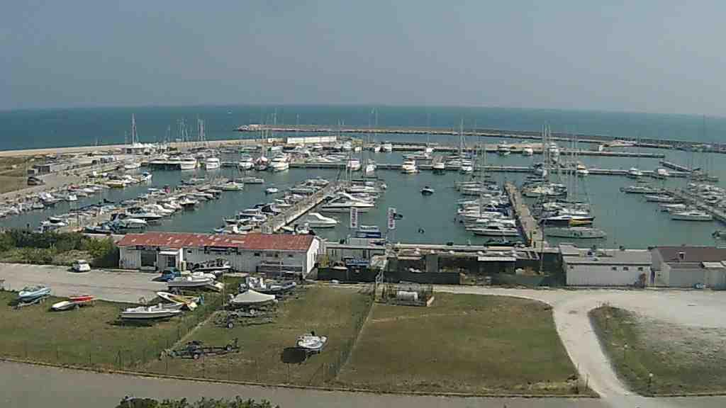 Webcam Porto San Giorgio: Marina di