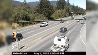 North Cowichan › North: , Hwy , at Herd Rd/Cowichan Valley Hwy, about  km north of Duncan, looking north - Dagtid