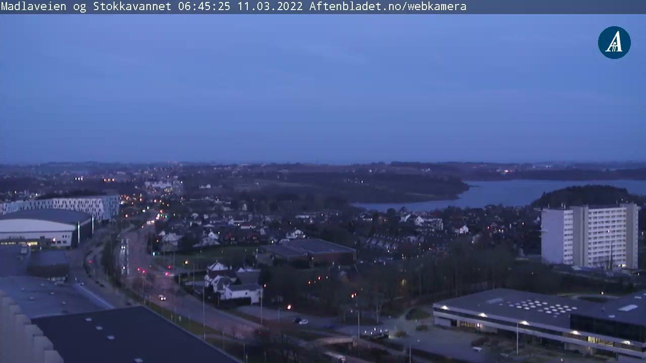 Webcam Stavanger, Stavanger, Rogaland, Norwegen