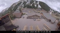 Silver Plume: Loveland Ski Area - El día