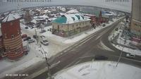 Uysko-Chebarkul'skaya > North-West: Ulitsa Oktyabr'skaya - Ulitsa Lenina - Overdag
