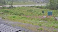 Kongsberg: Liatoppen Winter camping - Overdag