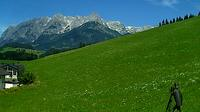 Bischofshofen: Berg - Overdag
