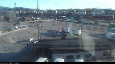 Webcam Bondøy: Hurtigruten − MS Finnmarken