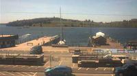 Lunenburg: Harbour - BLUENOSE II CAM - Overdag