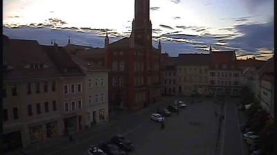 Thumbnail of Kamenz webcam at 8:11, Jan 21