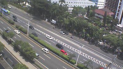 Tageslicht webcam ansicht von Kotabambu Selatan: Slipi − Tomang − Barat