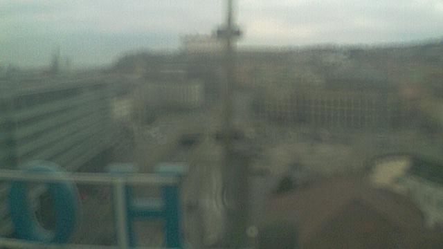Webcam Bratislava: Hodzovo namestie