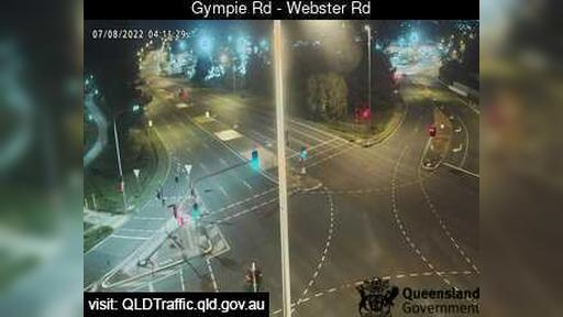 Webcam Aspley: Chermside − Gympie Road − Webster Road (So