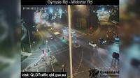 Brisbane City: Chermside - Gympie Road - Webster Road (South-East) - Aktuell