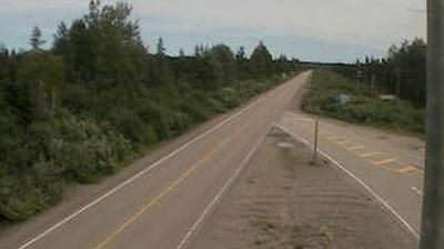 Daylight webcam view from Happy Valley Goose Bay: Trans Labrador Highway Live Camera
