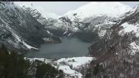 Geiranger: Geirangerfjord - El día