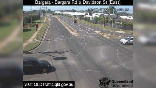 Webcam Bargara: Road and Davidson Street (East)
