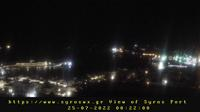 Finikas › West: Syros Port - Current