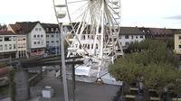 Bruchsal: Bruchsaler Marktplatz - Actuales