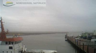 Gambar mini Webcam Neuharlingersiel pada 3:59, Jan 24