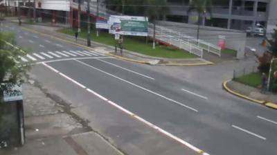 Webkamera Joinville: Rua Inácio Bastos − Arena